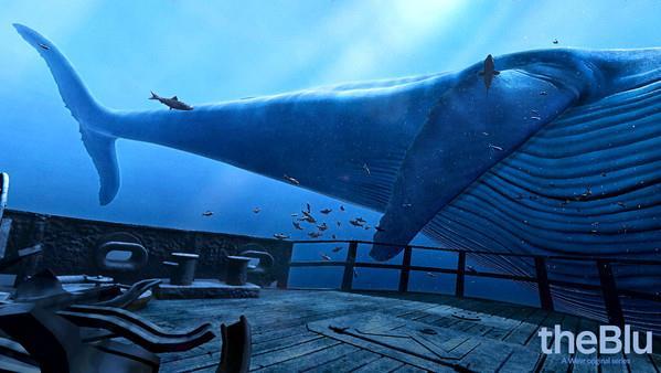 蓝色海洋VR