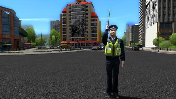 城市汽车驾驶VR