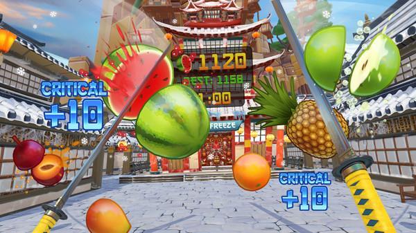 水果忍者VR