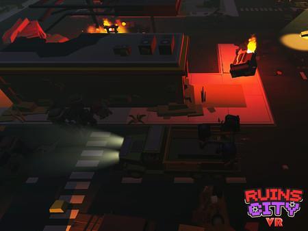 废墟都市VR