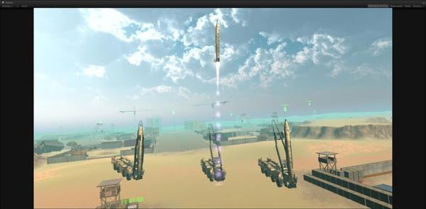 装甲冲突VR