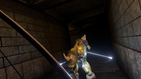 隐匿的弓箭VR