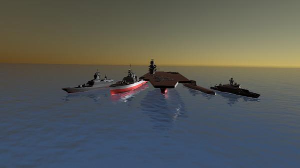 战舰冲突VR