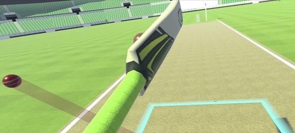 VR板球打击