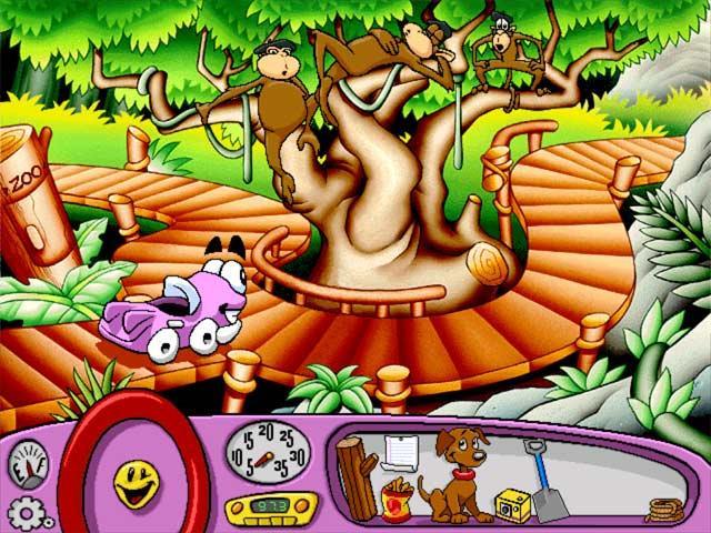 宝宝噗车噗车动物园