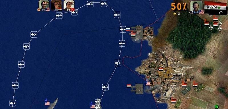 世界统治者:地理政治学模拟3