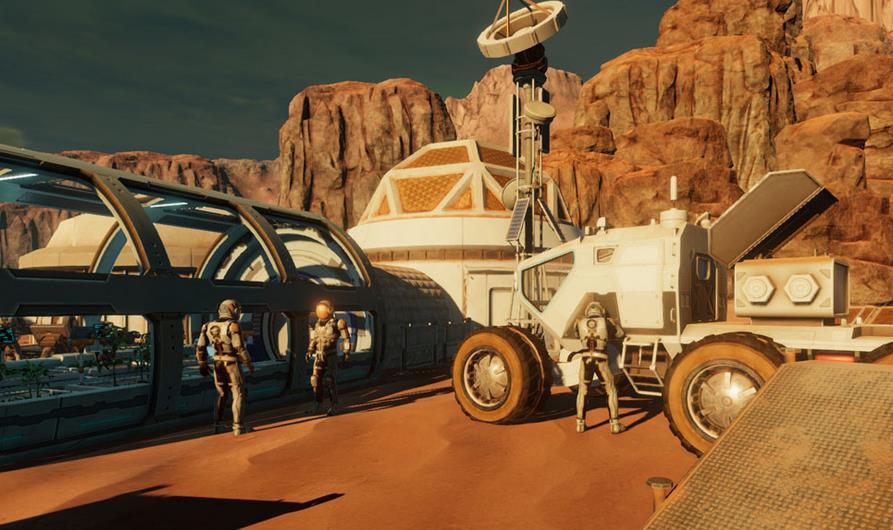 火星漫游VR