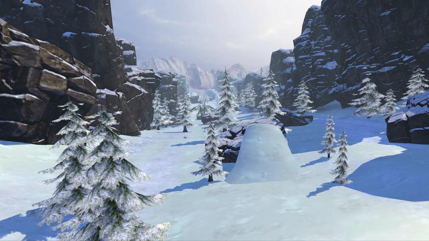 花式滑雪VR