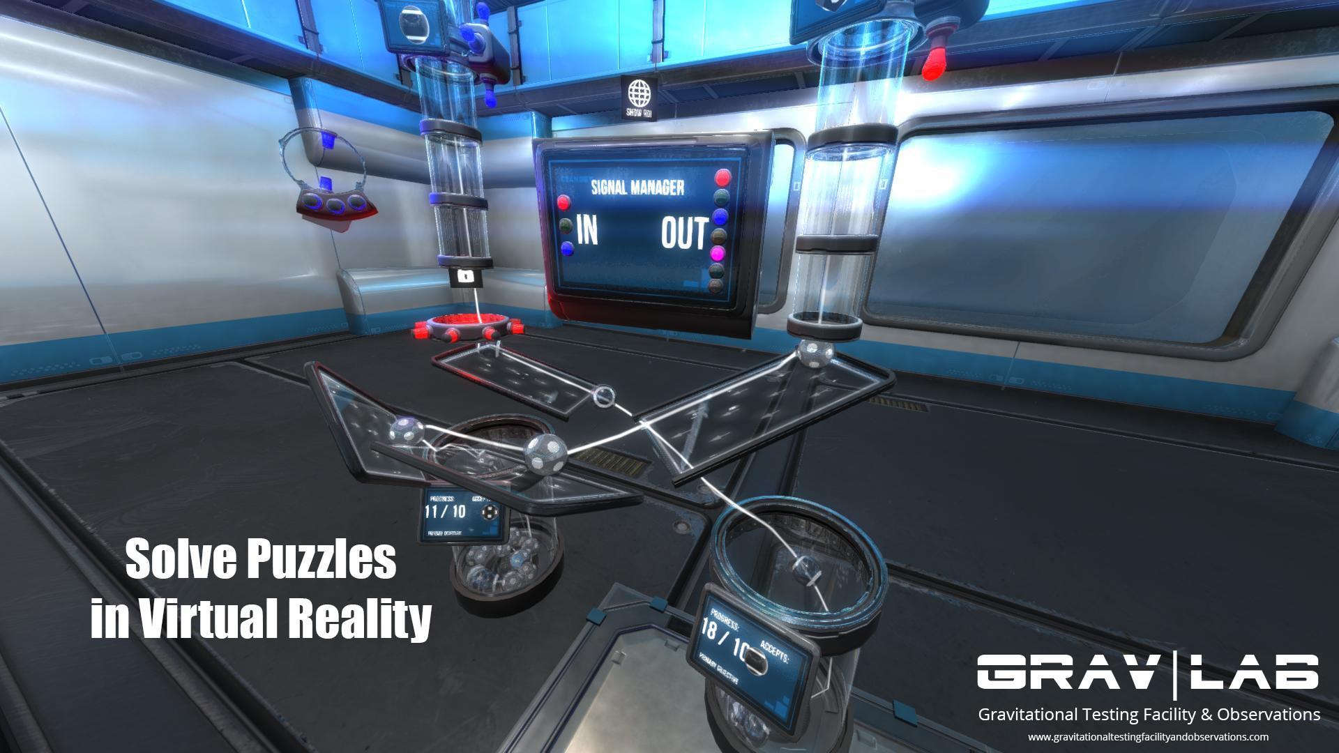 重力实验室VR