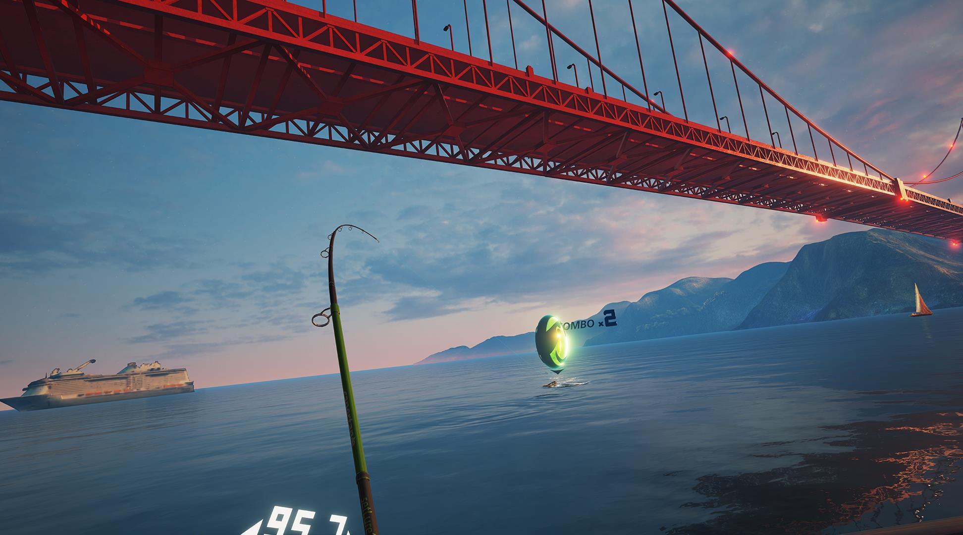 钓鱼大师VR