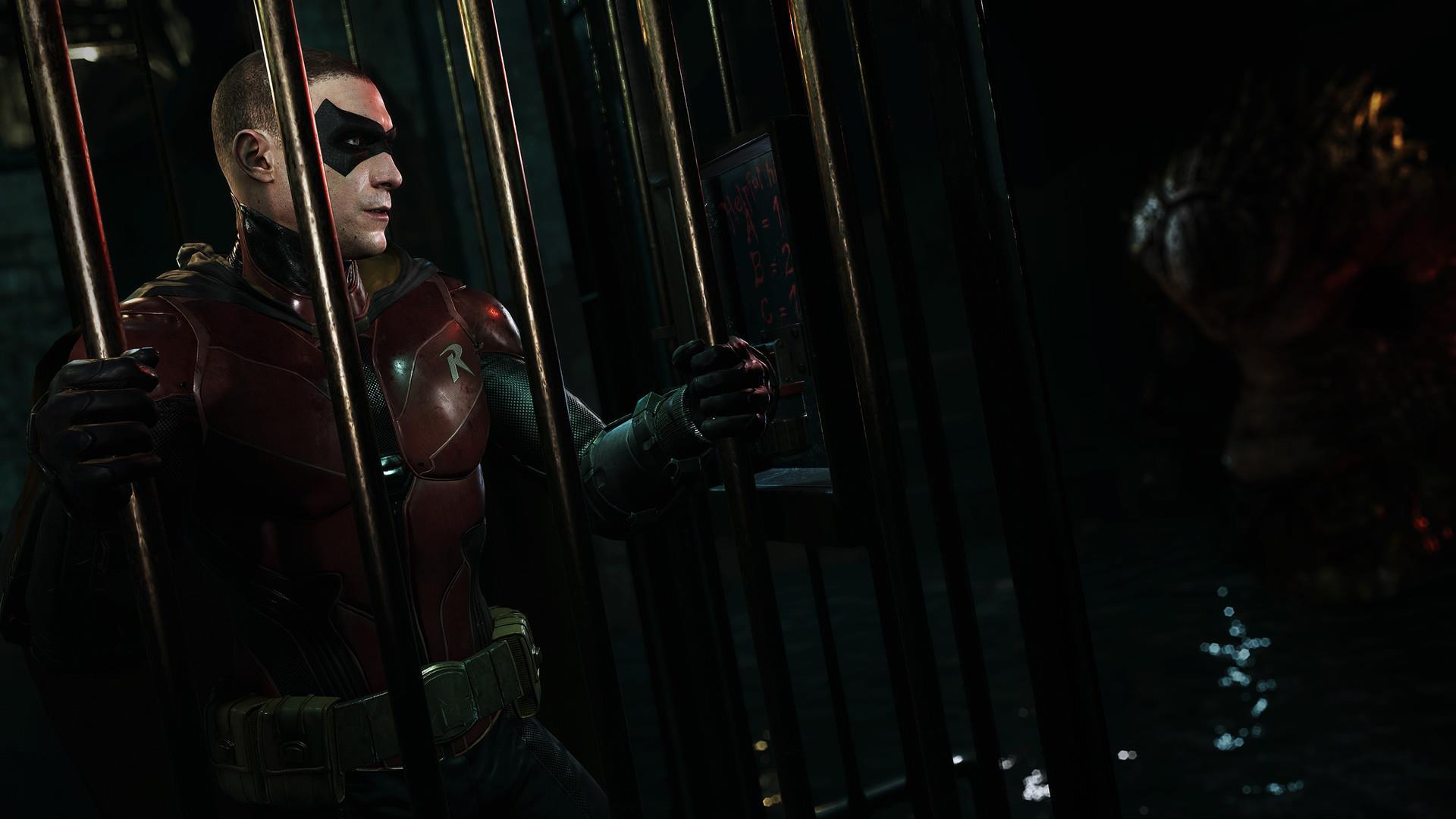 蝙蝠侠:阿卡姆