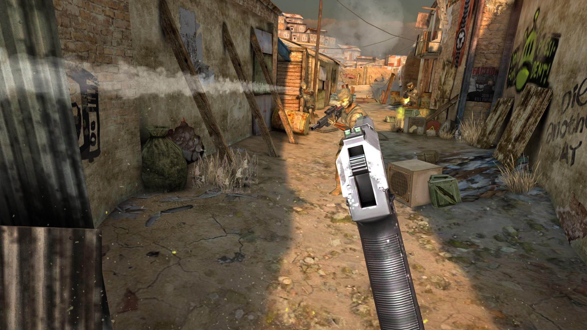 赶尽杀绝VR