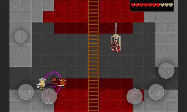 像素游戏:地牢勇者