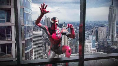 蜘蛛侠绳索英雄