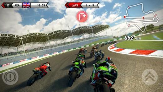 世界超级摩托车锦标赛SBK15