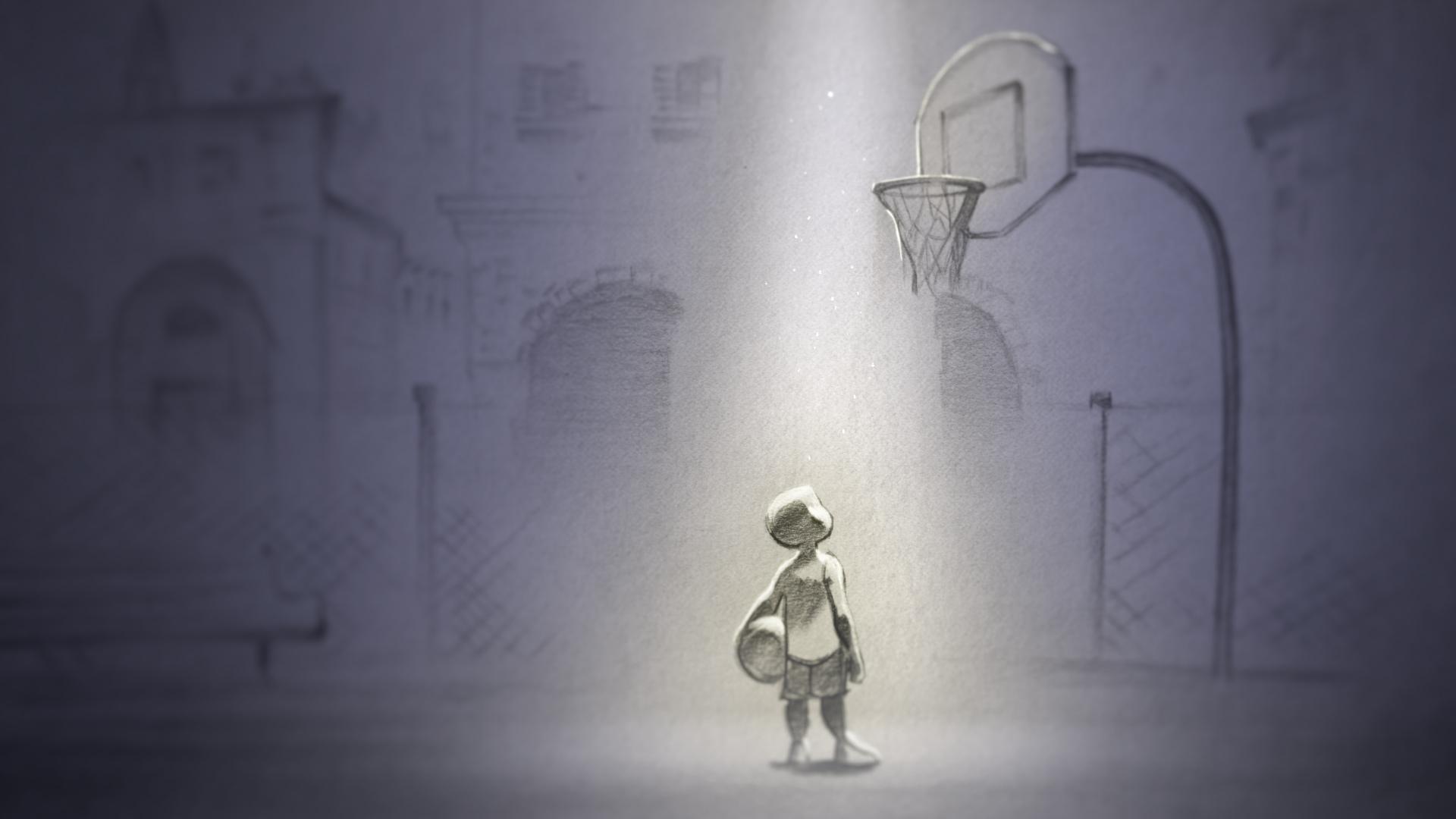亲爱的篮球